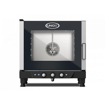 UNOX - ChefLux elektromos kombisütő  5*GN1/1 manual