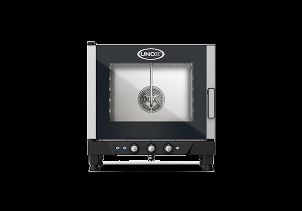 UNOX - ChefLux el. kombisütő  5*GN1/1 manual