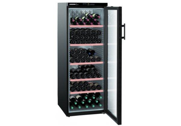 Liebherr WTb4212 bortemperáló szekrény  200 palackos