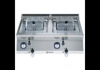 Electrolux - gáz üzemű asztali olajsütő 7+7 lt-es