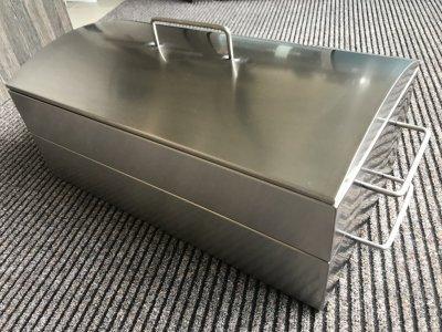 Kemencébe tehető egyedi rm acél sütő tepsi 2019