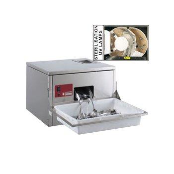 Diamond evőeszközpolírozó gép 3000 db/óra
