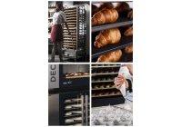 UNOX BakerTop elektromos PLUS 6 tálcás cukrászati sütő