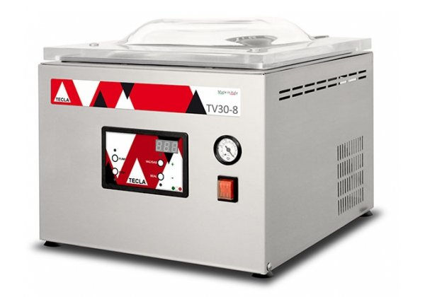 Tecla - TV 30-8 - kamrás vákuumcsomagoló