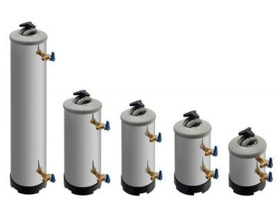 Manuális vízlágyítók