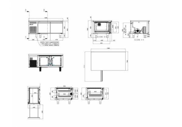 Studio54 - DAI2 - hűtött alépítmény