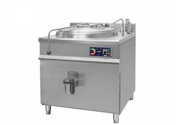 GAM - elektromos  főzőüst 150 lt-es