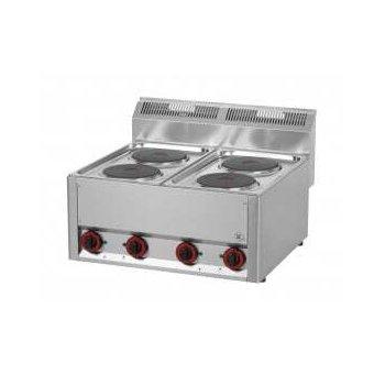 RmGastro - SP60EL - elektromos főzőlap