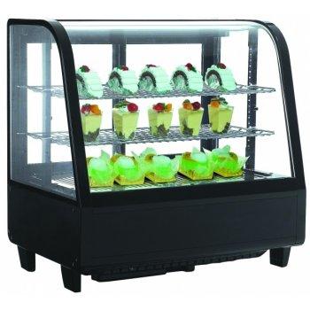 Cool -  asztali hűtővitrin 100 lt
