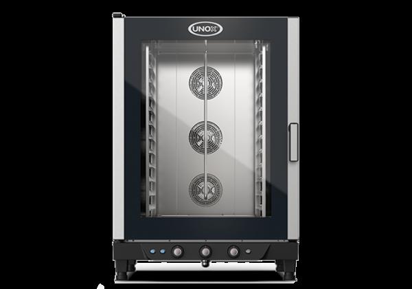 UNOX - ChefLux elektromos kombisütő  12*GN1/1 manual