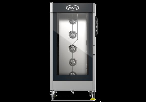 UNOX - ChefLux elektromos kombisütő  20*GN2/1 manual