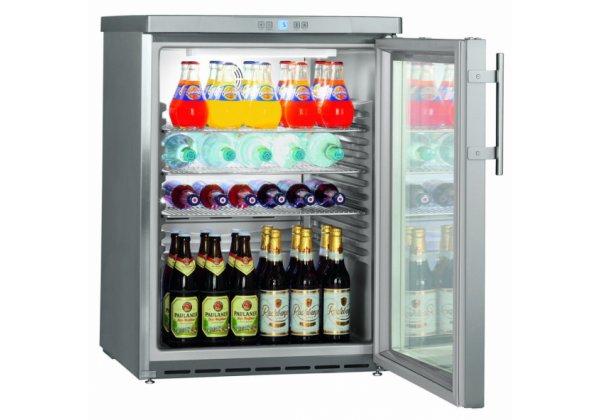 Liebherr FKUv 1663 hűtőszekrény 140lt