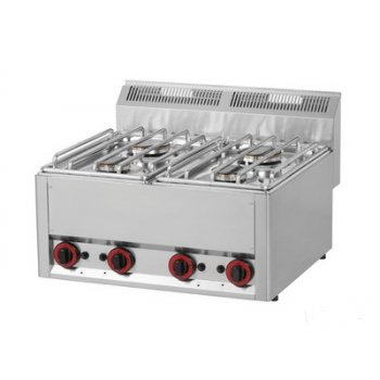 RmGastro - SP60GL - gázüzemű főzőlap