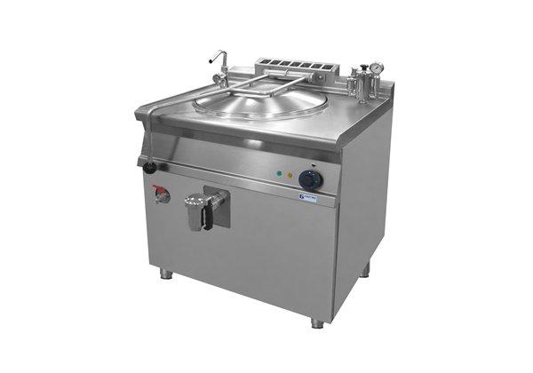 GAM - elektromos  főzőüst 80 lt-es