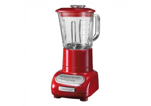 KitchenAid - KSB553 - turmixgép piros