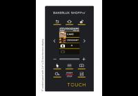 BakerLux Shop.Pro TOUCH látványsütő 6*600*400 mm