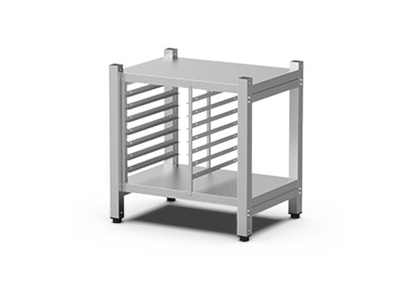 UNOX ChefTop rm acél készülék állvány