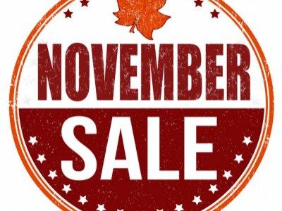 Novemberi akció vásárlási feltételek