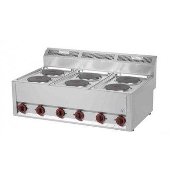 RmGastro - SP90EL - elektromos főzőlap