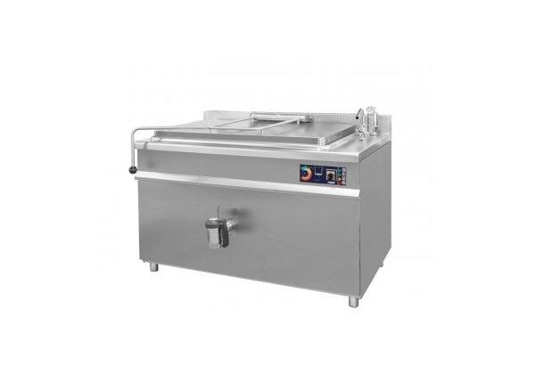 GAM - elektromos  főzőüst 300 lt-es