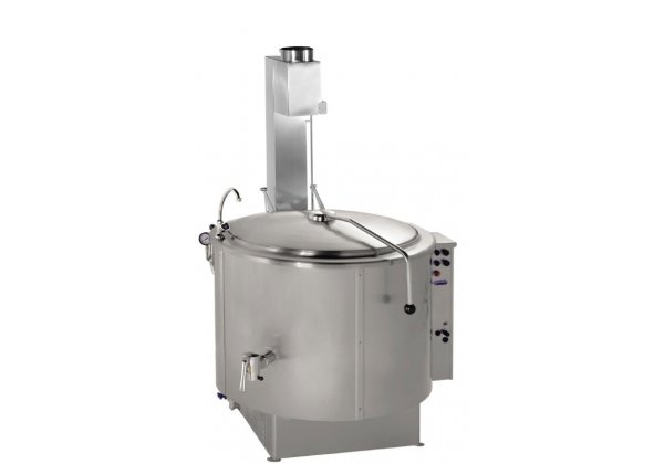 GAM - gázüzemű főzőüst 200 lt-es