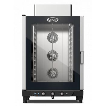 UNOX - ChefLux gázüzemű kombisütő  12*GN1/1 manual