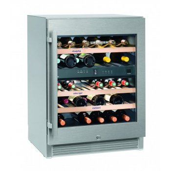 Liebherr WTes1672 bortemperáló szekrény  34 palackos