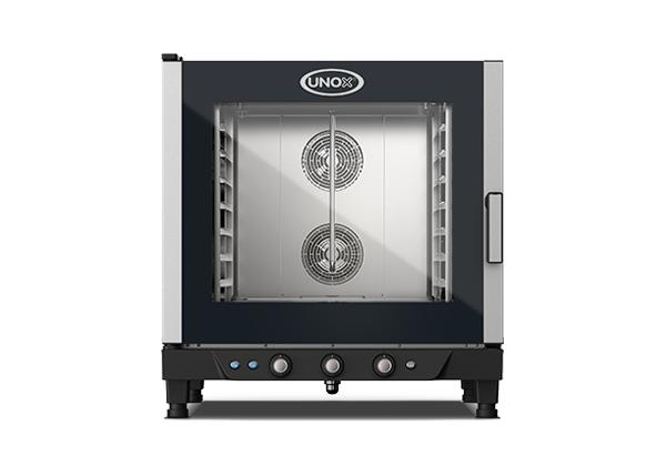 UNOX - ChefLux elektromos kombisütő  7*GN1/1 manual
