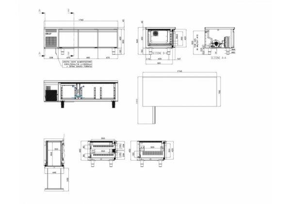 Studio54 - DAI3 - hűtött alépítmény
