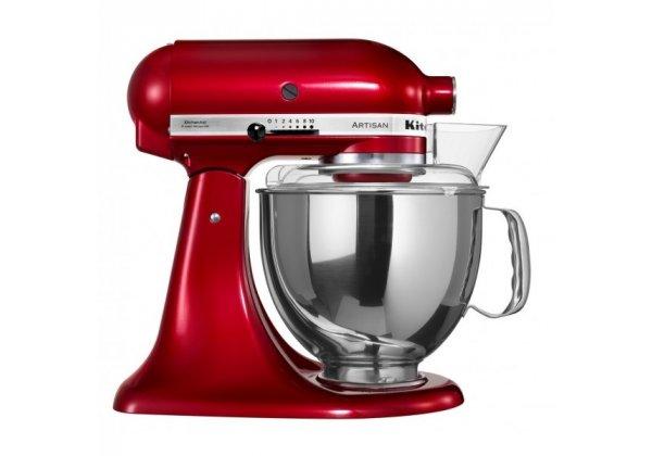 KitchenAid - Robotgép 5 lt alma piros