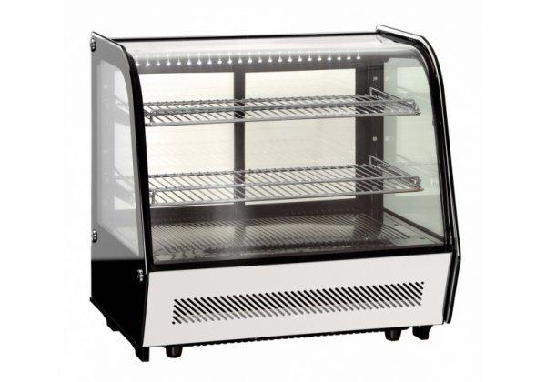 Cool - asztali hűtővitrin 120 lt