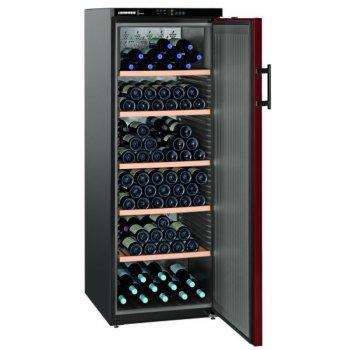 Liebherr WTr4211 bortemperáló szekrény  200 palackos