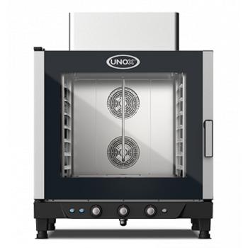 UNOX - ChefLux gázüzemű kombisütő  7*GN1/1 manual