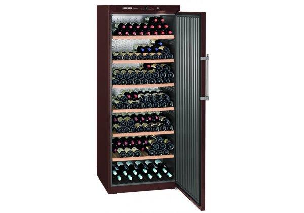 Liebherr WKt 6451 borklíma szekrény  312 palackos