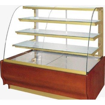 Cool -  süteményespult ventilációs hűtéssel