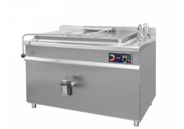 GAM - elektromos  főzőüst 200 lt-es