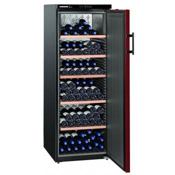 Liebherr WKr 4211 borklíma szekrény  200 palackos