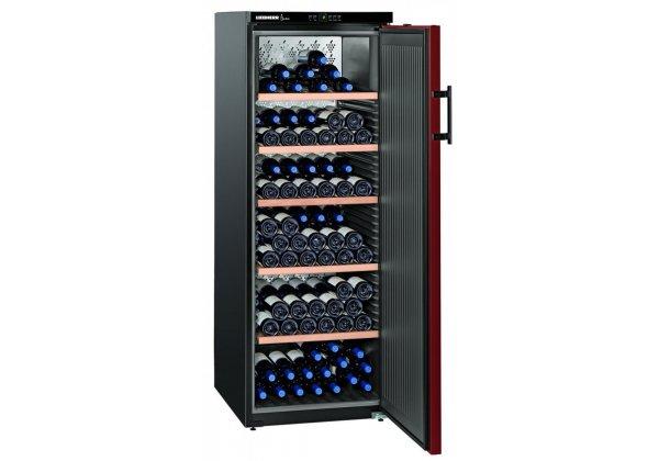 Liebherr WKr 4212 borklíma szekrény  200 palackos