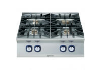 Electrolux - 4 égős asztali gáztűzhely