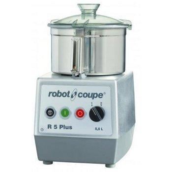 Robot Coupe R5 PLUS 2  Kutter 5,5 literes 2 sebességes