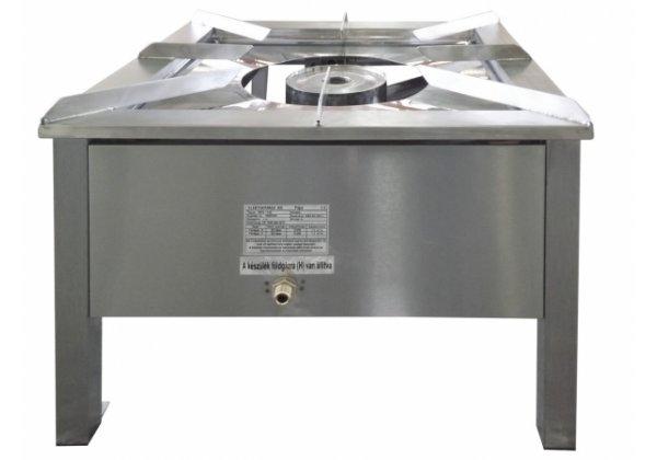 E-max- gázüzemű főzőzsámoly 14 kW