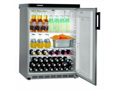Pult alá építhető hűtőszekrények