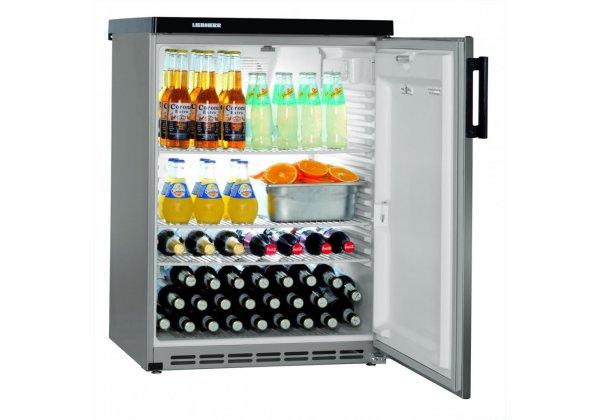 Liebherr FKvesf 1805 hűtőszekrény 180lt