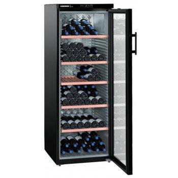 Liebherr WKb 4212 borklíma szekrény  200 palackos