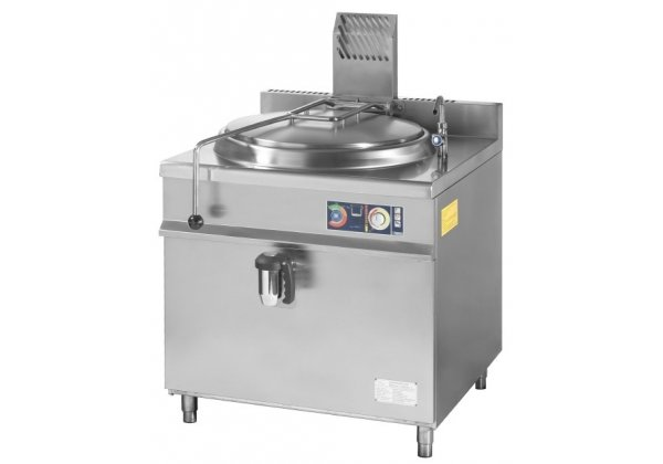 GAM - gázüzemű főzőüst 150 lt-es