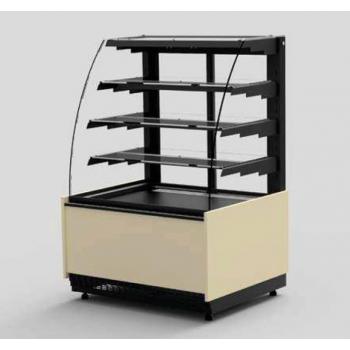 Cool EPICA-  süteményes pult ventillációs  hűtéssel
