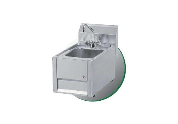RmGastro - UM-30L - mosogató elem