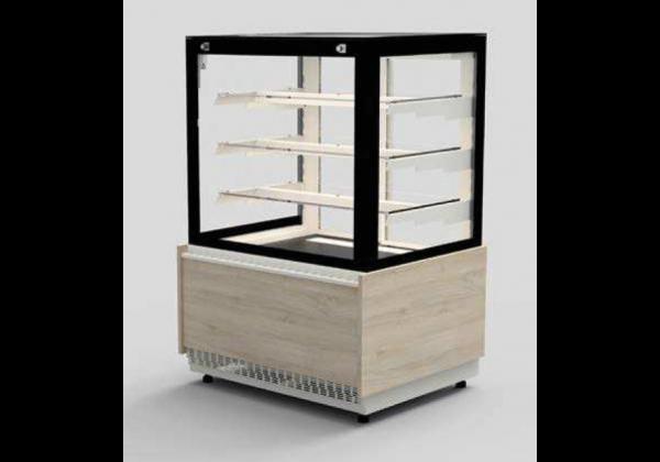 Cool SONATA -  süteményespult ventilációs hűtéssel