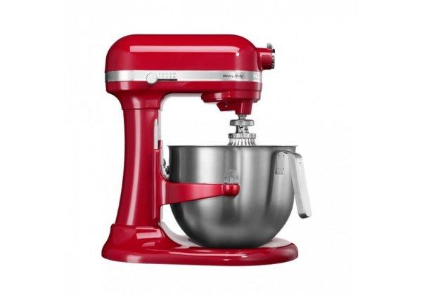 KitchenAid - 7591 - Robotgép 6,9 lt piros