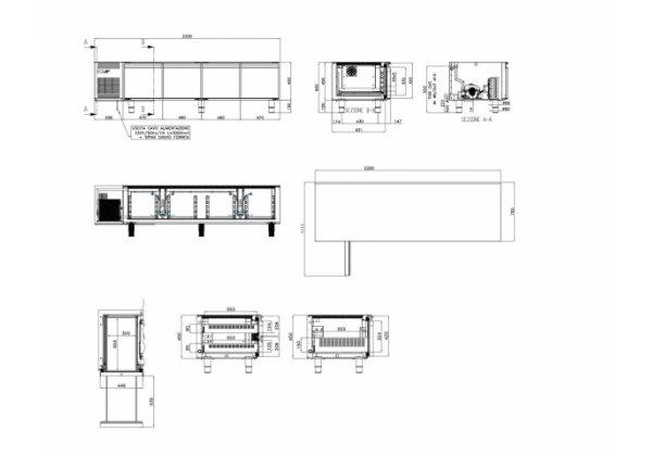 Studio54 - DAI4 - hűtött alépítmény